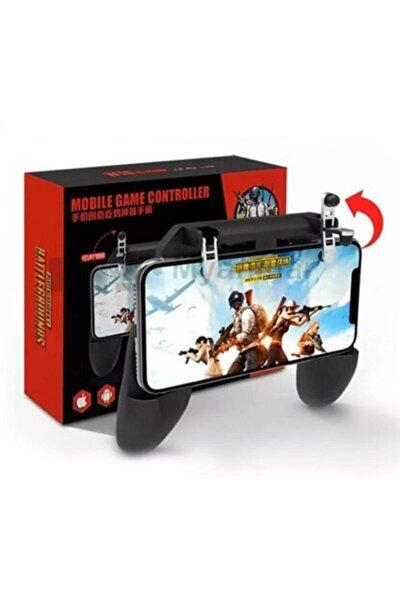 Pubg Gamepad Metal Tetik W10 Joystick Oyun Konsol Ateş Düğme Seti 57000007mrn