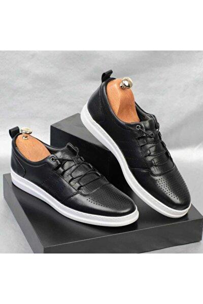 Yağlıoğlu % 100 Deri Hafif Taban Ayakkabı