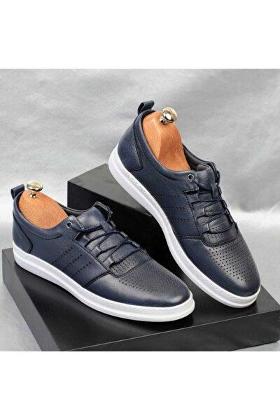 Yağlıoğlu % 100 Deri Hafif Taban Günlük Ayakkabı