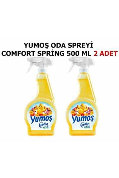 Sarı Oda Parfümü 500 Ml (2 Adet)