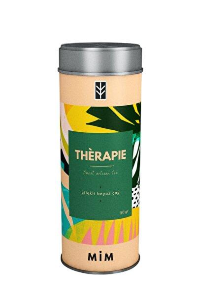 Thérapie Tea - Çilekli Beyaz Çay