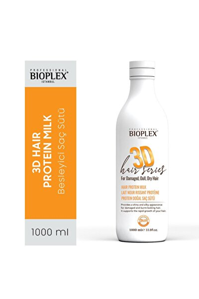 Protein Doğal Saç Sütü 3d Series 1000 Ml