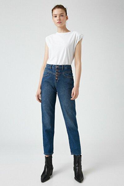 Kadın Mıd Indıgo Jeans 1KAK47648MD