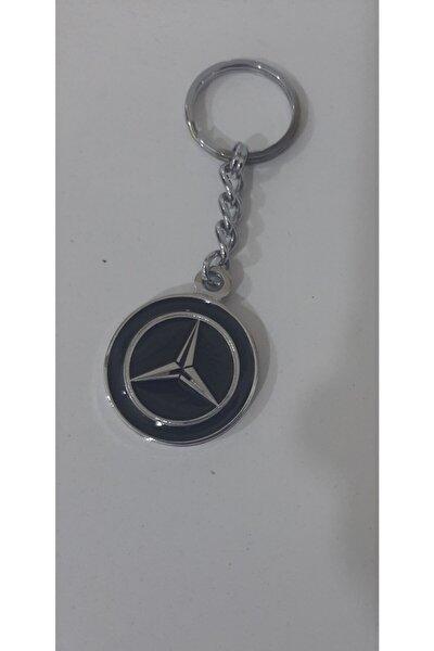 Mercedes Anahtarlık Araba Anahtarlığı Mercedes Siyah