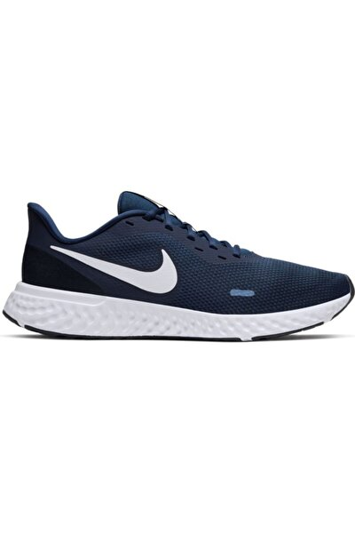 Erkek Lacivert Revolutıon 5 Spor Ayakkabı Bq3204-400