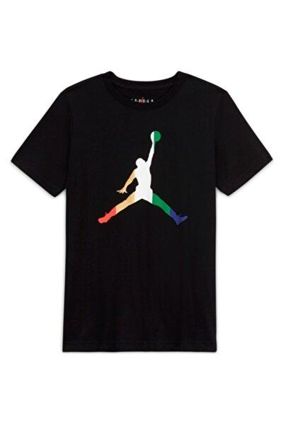 Erkek Çocuk Siyah Jordan Dream Team Rıbbon T-Shirt 95a079-023