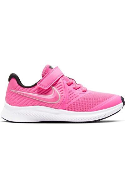 Kız Çocuk Pembe Star Runner 2  Spor Ayakkabı At1801-603