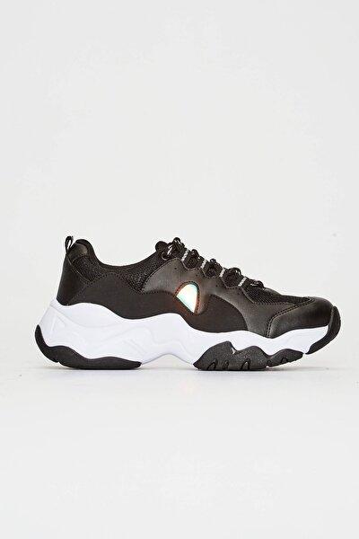 Kadın Siyah Sneaker 0WGC75Z8