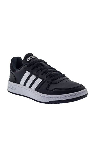 Erkek Siyah Hoops 2.0 Spor Ayakkabı b44699
