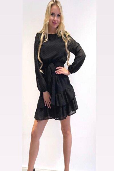 Kadın Dantelli Elbise