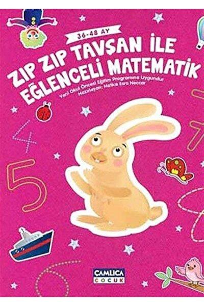 Zıp Zıp Tavşan Ile Eğlenceli Matematik (36-48 Ay)