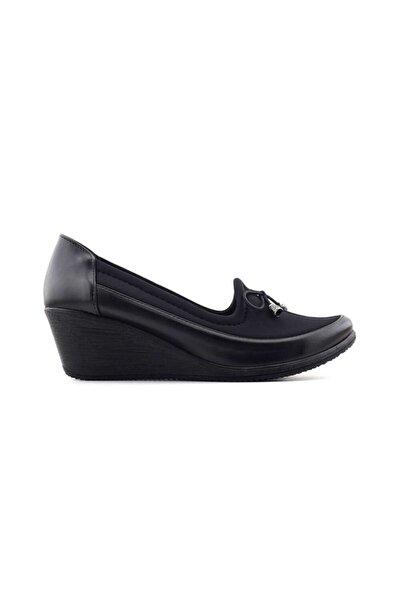 Kadın Siyah Ayakkabı 386039