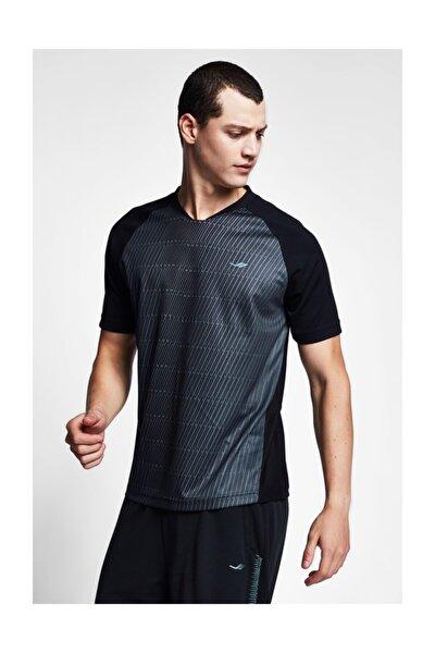 Erkek Siyah T-shirt 20b-1031