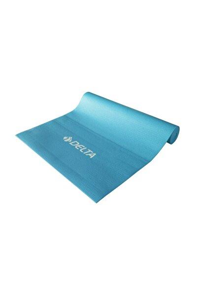 Deluxe Pvc Pilates Egzersiz Minderi Yoga Mat Kamp Matı