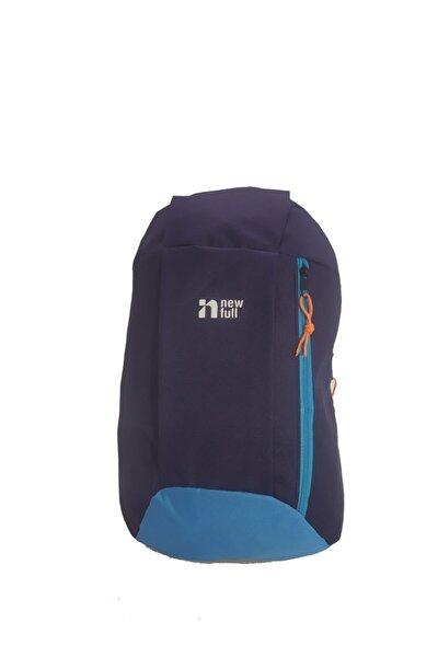 Unisex Lacivert Mavi Mini Sırt Çantası