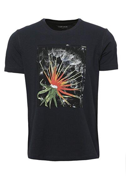 Felıta Modern Grafik T- Shirt Siyah