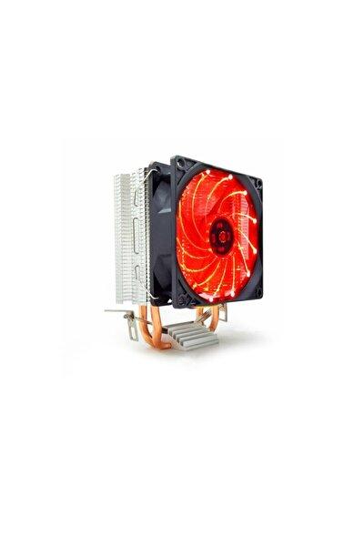 M200 Cpu Soğutucu Fan Kırmızı