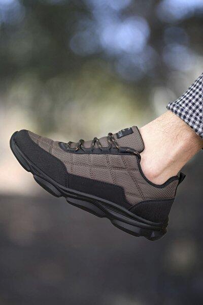 Erkek Kahverengi Sneaker 00121310