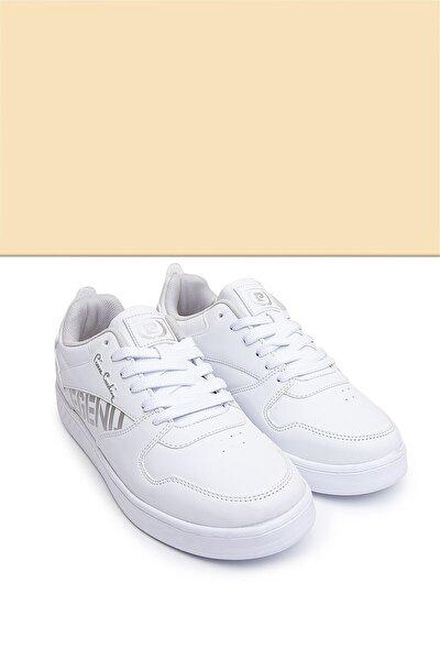 PC-30487 Beyaz Kadın Spor Ayakkabı