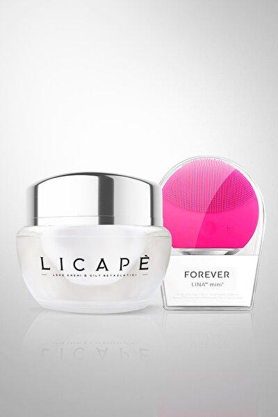 Leke Kremi Ve Cilt Beyazlatıcı + Forever Yüz Temizleme Cihazı Hediyeli