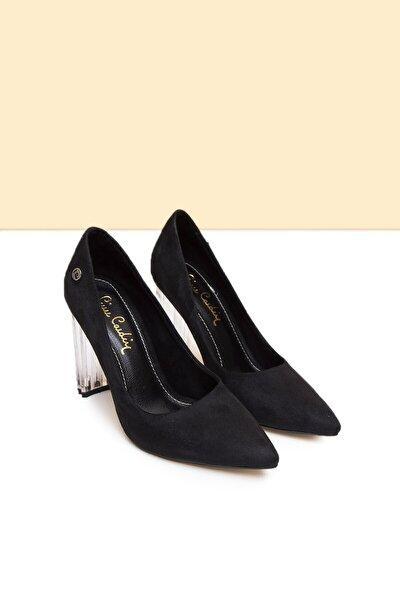 PC-50641 Siyah Kadın Ayakkabı