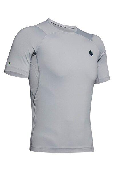 Erkek Spor T-Shirt - Ua Hg Rush Compression Ss - 1353449-011