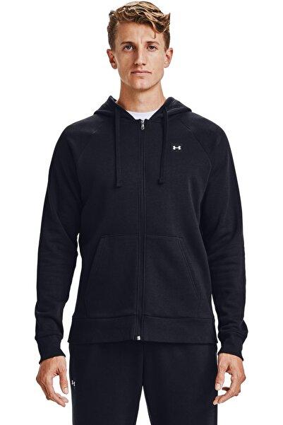 Erkek Spor Sweatshirt - Ua Rival Fleece Fz Hoodie - 1357111-001