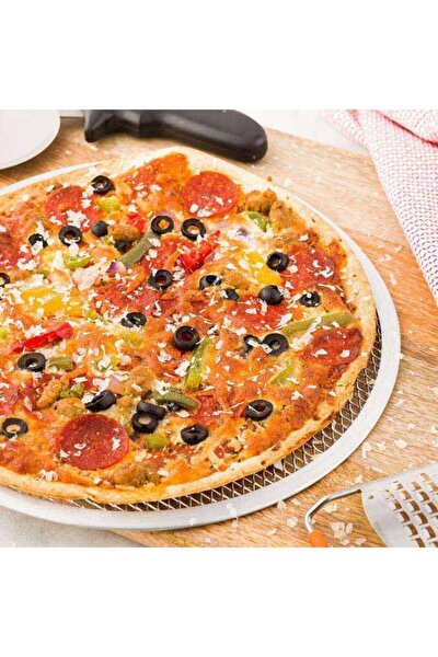 Aliminyum Tel ( Pizza Screen) 45 Cm