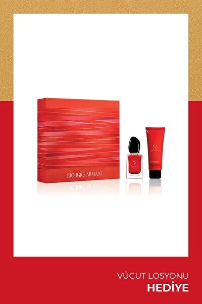 Si Passione Kadin Parfüm Seti 30 ml 3614272943209