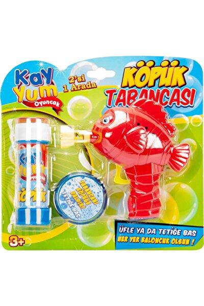 Oyuncak Balık Figürlü Köpük Tabancası