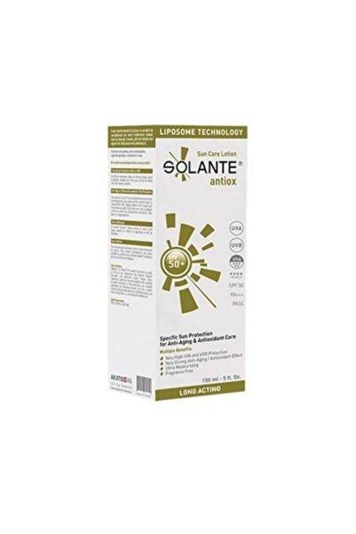 Antiox Güneş Koruyucu Losyon Spf50 150 ml