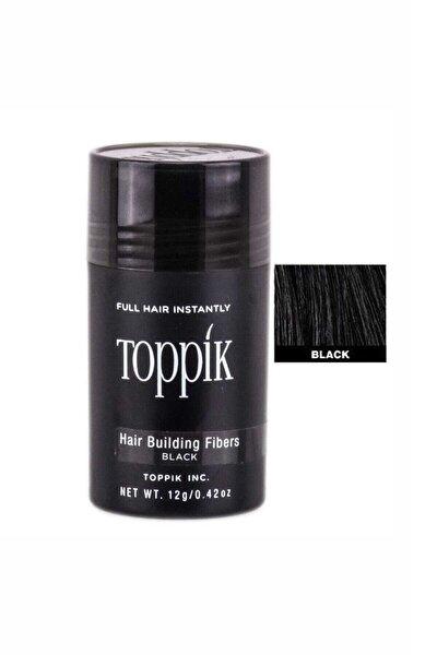Saç Dolgunlaştırıcı Fiber Siyah 12 G - Hair Building Fibers 8680937004610