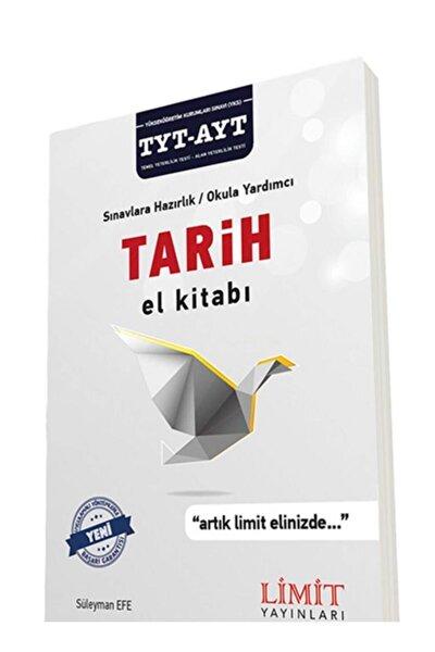 Limit Tyt Ayt Tarih El Kitabı