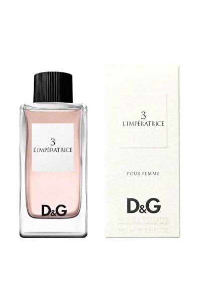 3 L'ımperatrıce Pour Femme Edt 100 Ml Kadın Parfümü
