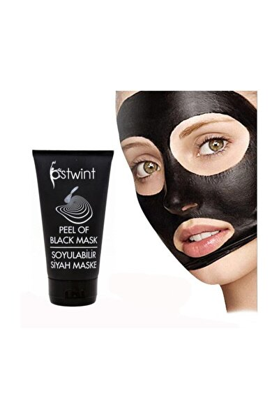 Soyulabilir Siyah Maske 150ml Peel Of Black Mask
