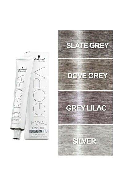 Schwarzkopf Slate Grey Silver White 60 Ml