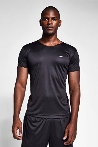 Erkek Siyah T-Shirt 20S-1221-20B