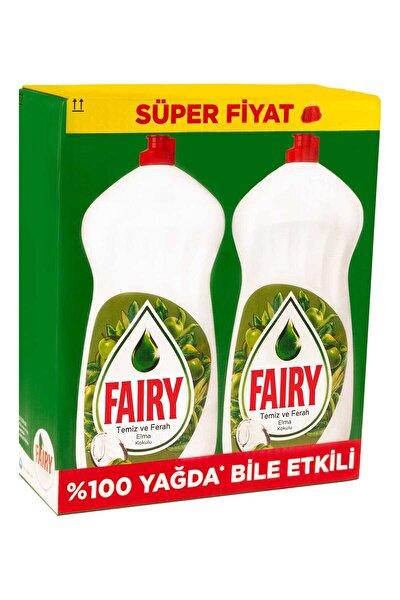 Sıvı Bulaşık Deterjanı Elma Fırsat Paketi 2700 ml ( 2