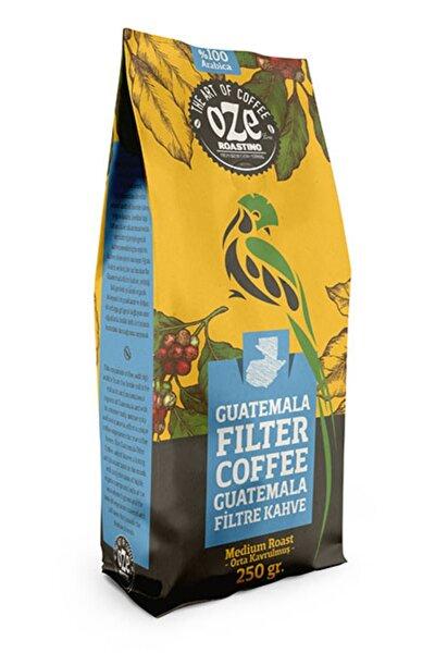 Guatemala Filtre Kahve 250 Gr. ( French Press Için Öğütülmüş )