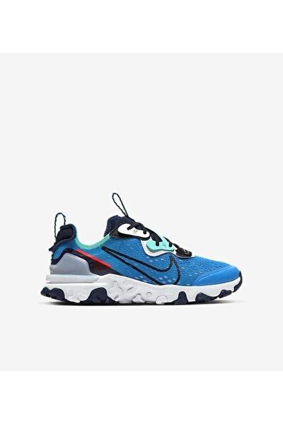 Erkek Mavi React Vision Spor Ayakkabısı Cd6888-401