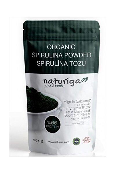 Organik Spirulina Tozu 100 G