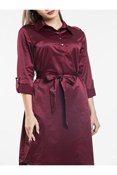 Kadın Kırmızı Elbise