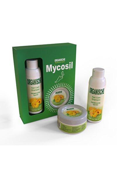 Mycosil Tırnak Mantarı Seti Krem + Şampuan
