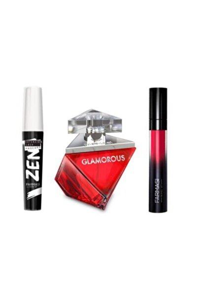 Glamorous Edp 50 ml Kadın Parfüm Seti 110736911