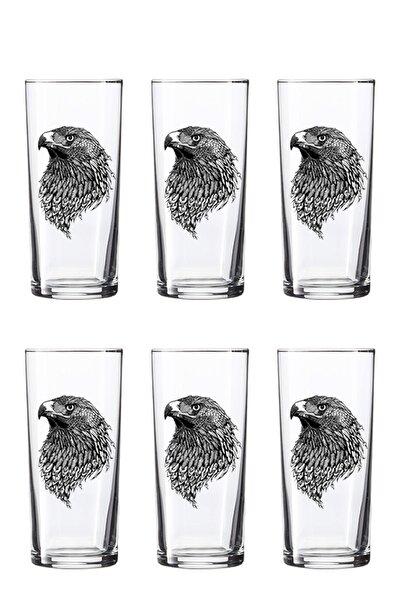 6'lı Kartal Rakı Bardağı