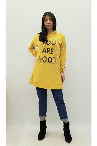 Kadın Sarı Tunik