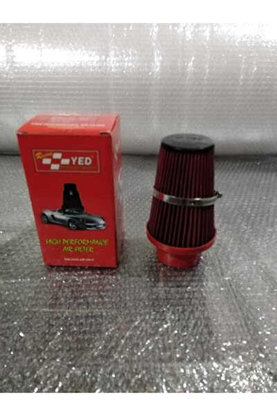 60mm Kırmızı Açık Hava Filtresi