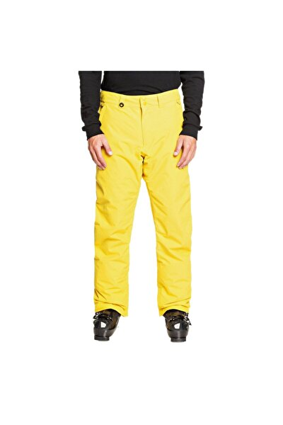 Erkek Sarı Outdoor Pantolon Eqytp03146-gjc0