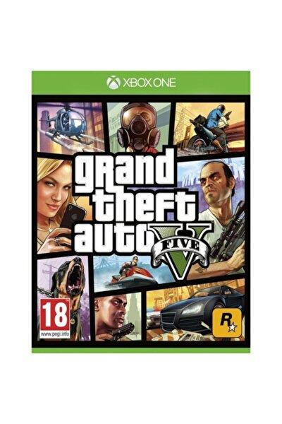 Gta 5 Xbox One Oyun