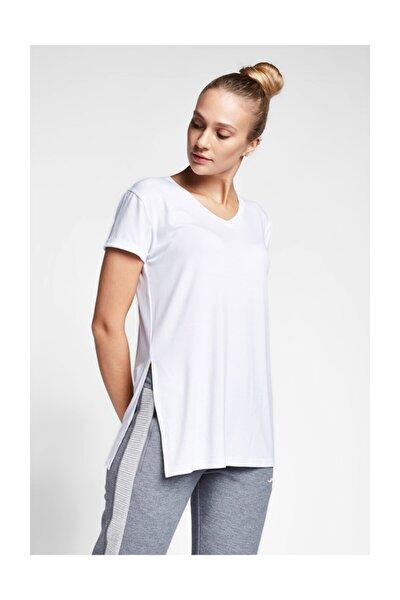 Kadın Beyaz T-Shirt 20B-2028